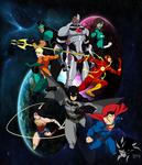 Rebirth of Justice (Bourassa Edit)