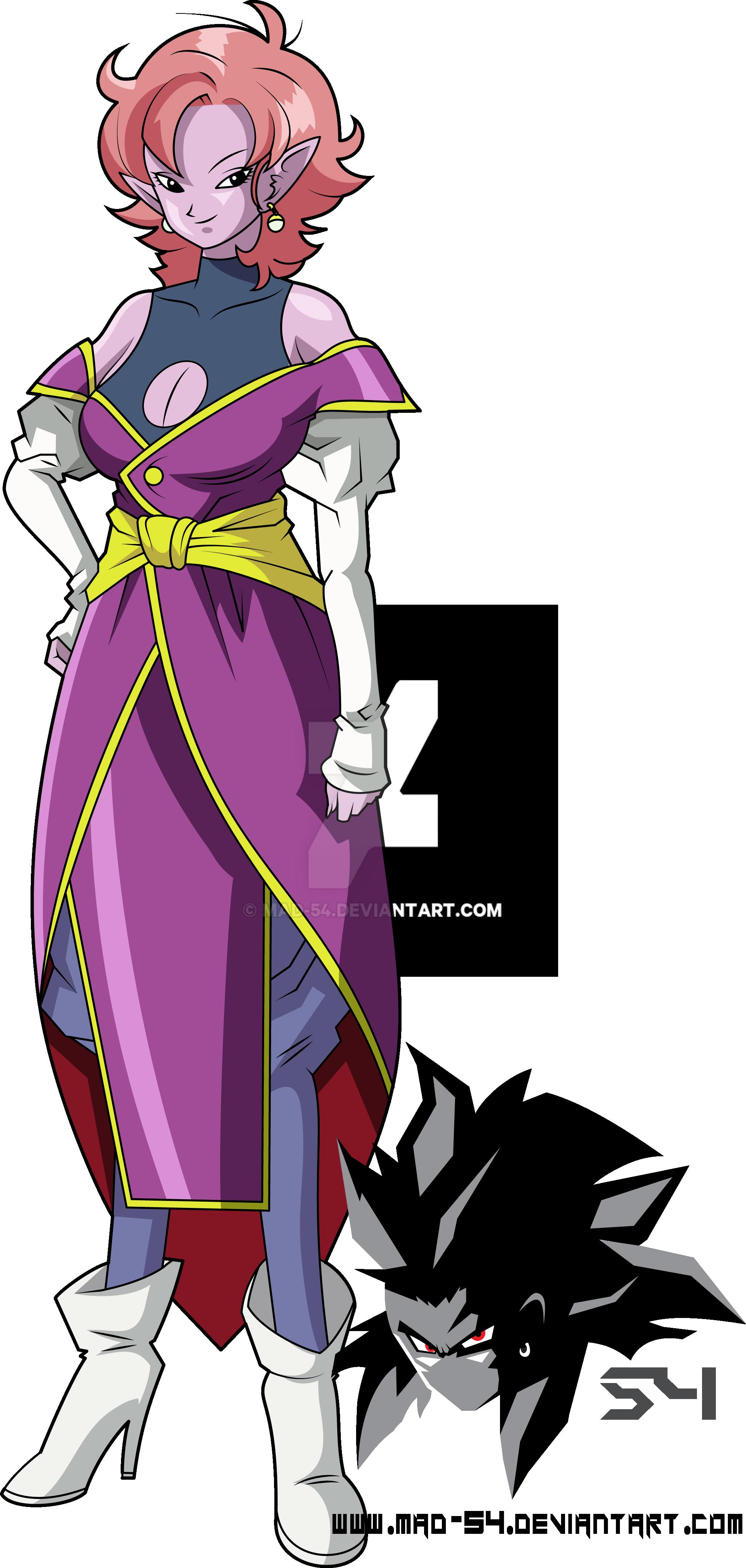 Dragon ball xenoverse supreme kai of time hentai
