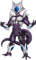 Fifth Form Cooler- MLL Redesign  by MAD-54