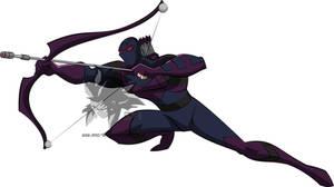 Earth's Mightiest- Hawkeye