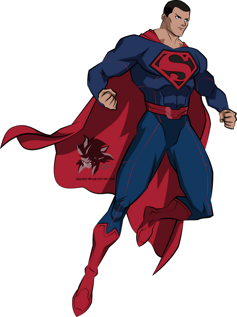 Conner Kent- Superman by MAD-54