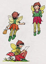 Fairy Things by cazoo180