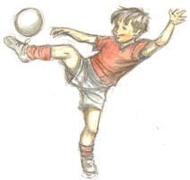 High Kick by cazoo180