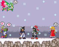 Happy Holidays! by Dark-Sonic-Genesis