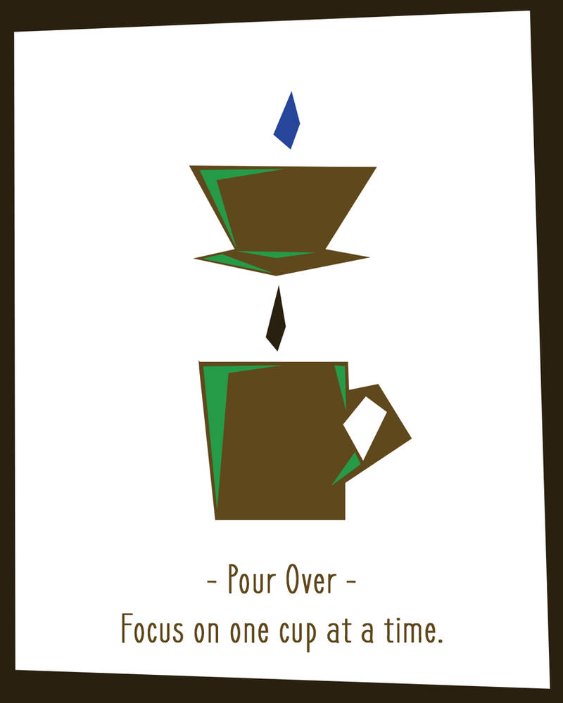 Coffee Designs - Pour Over