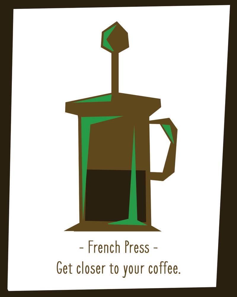 Coffee Designs - French Press