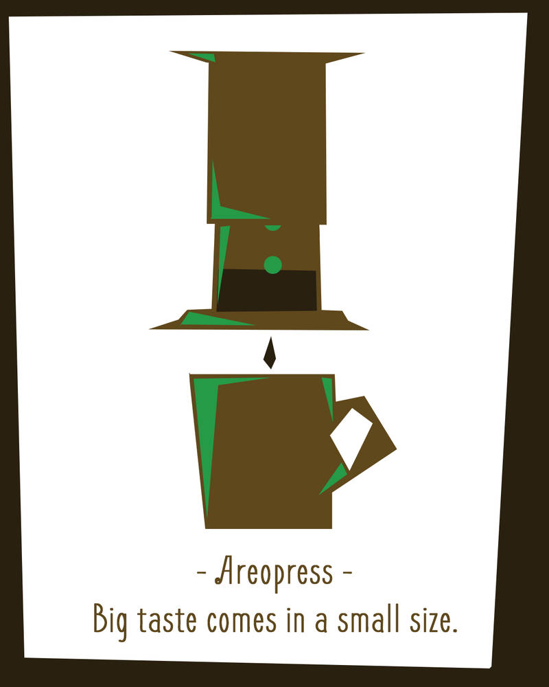 Coffee Designs - AreoPress
