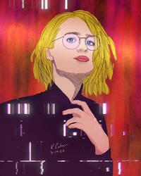 Mackenzie portrait