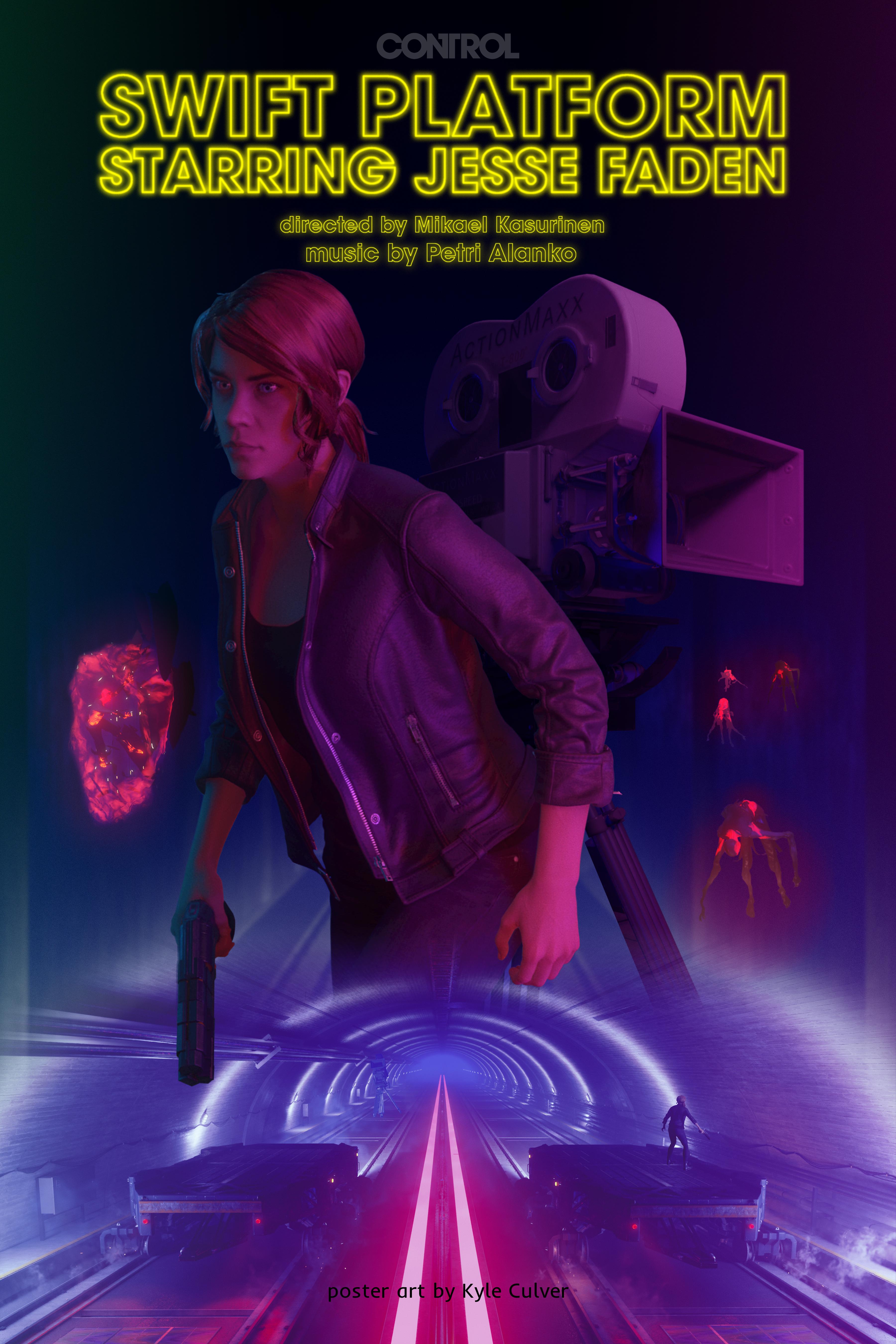 Swift Platform movie poster