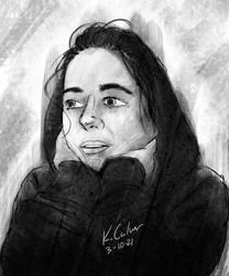 Lauren portrait
