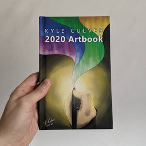 My 2020 Artbook is Here!