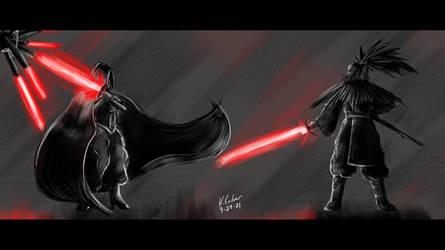 The Duel Fanart