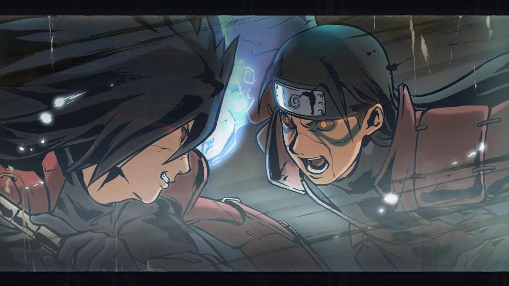 Video Game - Naruto Shippuden: Ultimate Ninja Storm 4 Sakura Haruno Naruto  Uzumaki Sasuke Uchiha