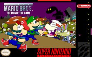 Super Mario Bros.: The Movie: The Game by Panda-Commando