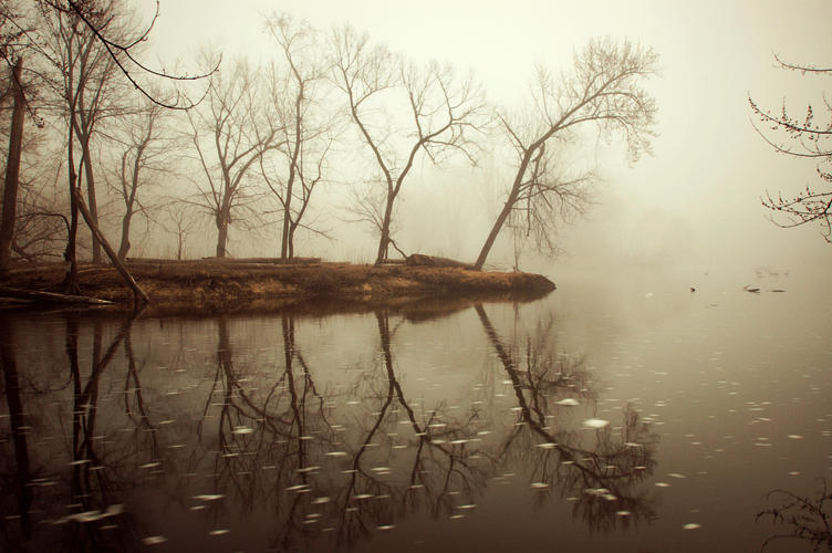 Shrouded In Fog Revisited
