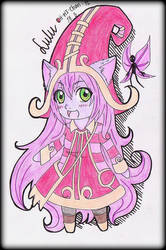 LULU - THE FAE SORCERESS by ii-ris-chan