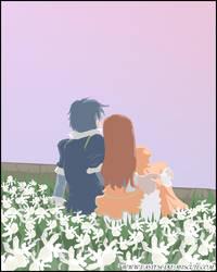 Romeo x Juliet by toritwit
