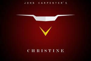 Christine (1983): Minimalist Poster by agnijith