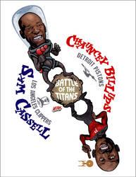 Cassell  VS  Billups