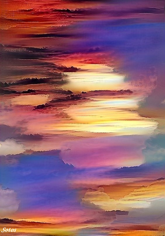 Paint The Sky by sotosker