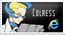 Colress Stamp by Dr-Achromas