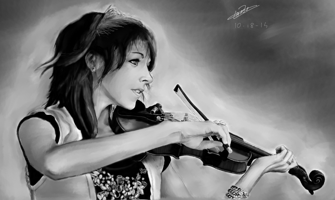 Lindsey Stirling by vault-boyxD101