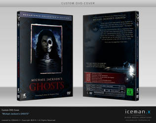 MJ GHOSTS - DVD Cover W.I.P. by thomas-dolch