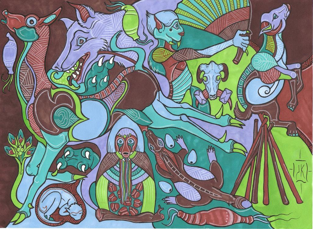 Hir yig Girimufthu Moving days by Y-eskii-lass