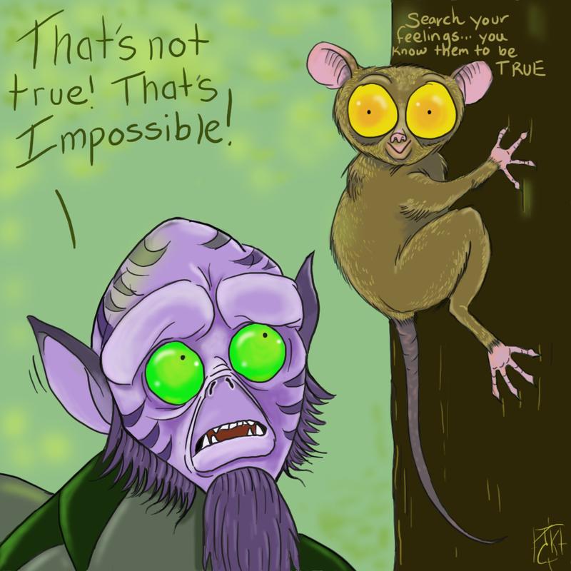The origin of species. . . NO! by Y-eskii-lass