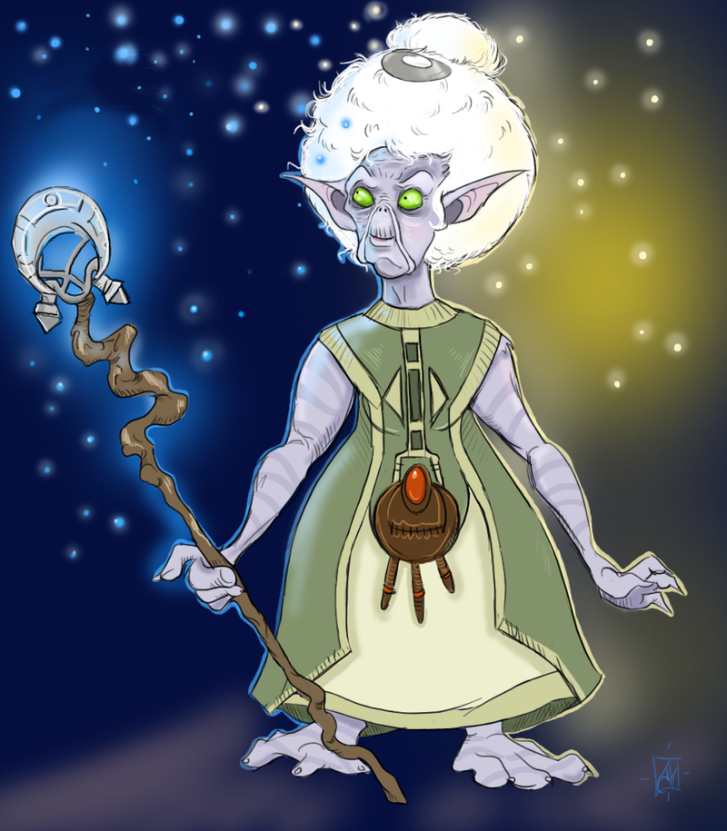 Chava the Wise by Y-eskii-lass
