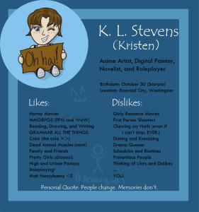 klstevens's Profile Picture