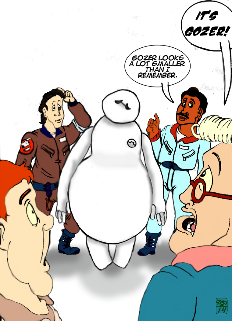 Image Result For Stay Puft On