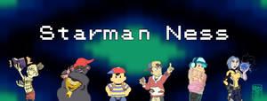 Starman ness youtube banner by Ohthehumanityplz