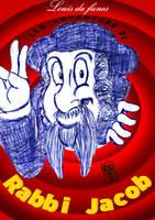 Funes is Rabbi Jacob by Ohthehumanityplz