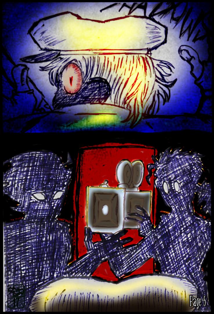 Filmmaker case page 5 by Ohthehumanityplz