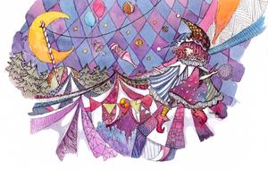 circus by SugarAimi