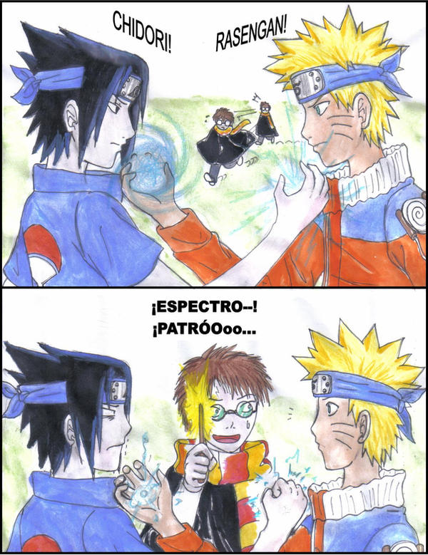 Immortal Naruto Harry Potter Fanfiction