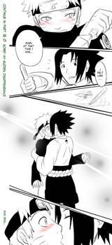 SasuNaru by force?? part 14