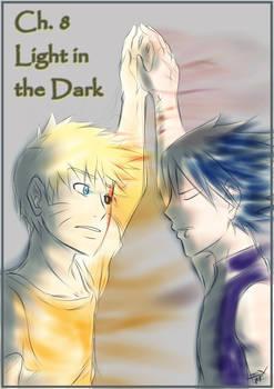 Sasunaru Light in the Dark8 COV