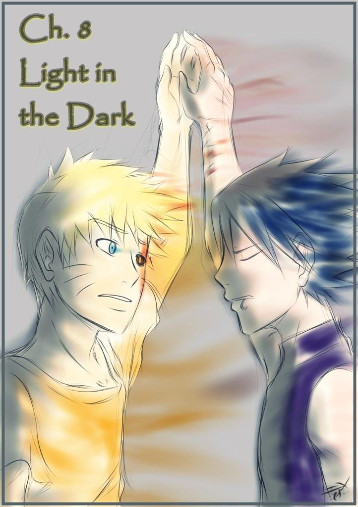 Sasunaru Light in the Dark8 COV by Midorikawa-eMe111