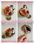 Sweets Deco Hand Mirror