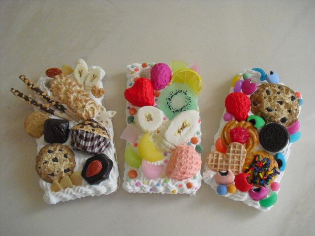 Sweet Deco I-phone Cases by kawaiifriendscafe