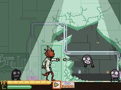 Germ Game Mockup by nidit