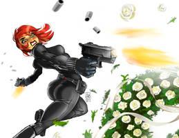 Black Widow by JosepGiro