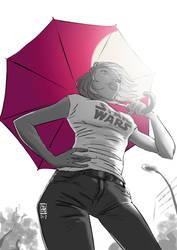 Umbrella by JosepGiro