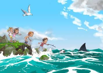 summer adventures by JosepGiro