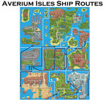 MonsterMMORPG Ship Nav Pokemon