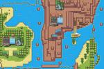 Pokemon Style Monster MMORPG Map Swiftlet Island