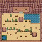 Pokemon Style Monster MMORPG Map Vulture Arena