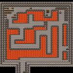 Pokemon Style Monster MMORPG Map Volcano Cave 2F